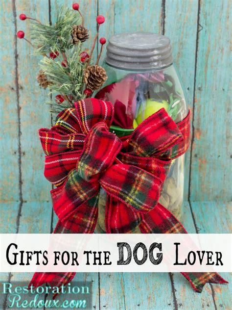 mason jar gift   dog lover daily dose  style