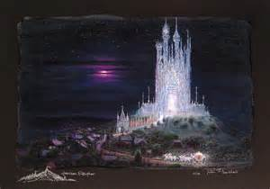 Disney Glass Castle