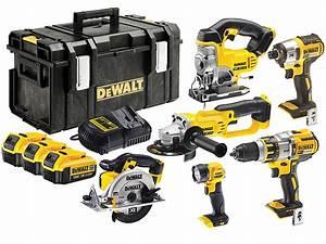 Dewalt Dck694m3 18v Power Tool Kit
