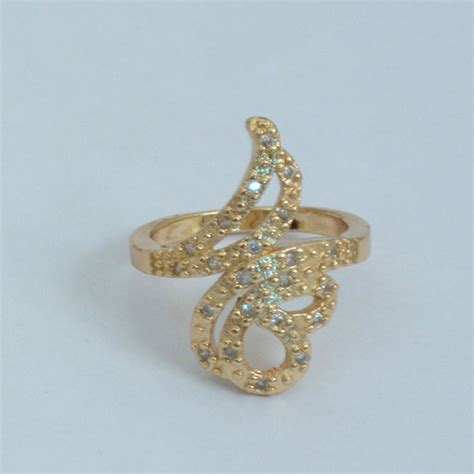 different colors of gold different style gold plated ring shopping in pakistan