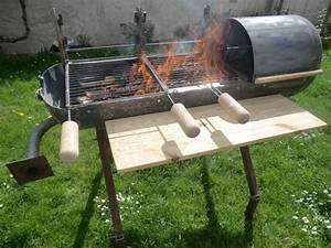 Fabriquer Un Barbecue Avec Un Bidon : barbecue asociatif ~ Dallasstarsshop.com Idées de Décoration