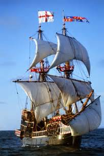 Sir Francis Drake's Ship