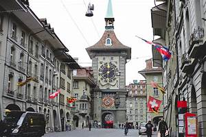 Une Journ U00e9e  U00e0 Berne  Suisse