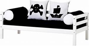 Bett Inkl Matratze : hoppekids bett pirat inkl matratze und rollrost online ~ Watch28wear.com Haus und Dekorationen