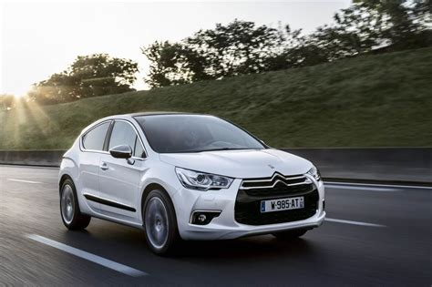 2015 Citroen Ds4 Facelift Also Boasts With Upgraded