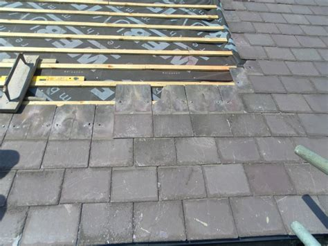 Mobile Garage Portsmouth by Slate Roofing In Portsmouth Southton