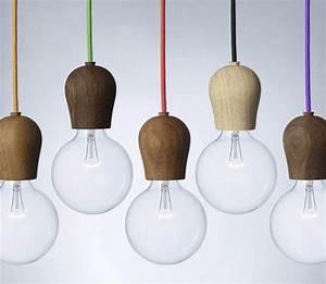 Große Glühbirne Als Lampe : gl hbirne als lampe die minimalistische lampe bright sprout ~ Eleganceandgraceweddings.com Haus und Dekorationen