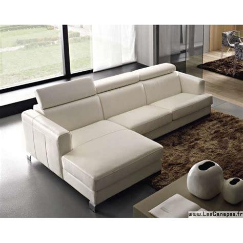 d tacher un canap en cuir canapé d 39 angle cuir contemporain et canpé angle en cuir