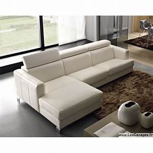 canape d39angle cuir contemporain et canpe angle en cuir With nettoyage tapis avec canape italien contemporain