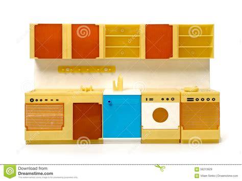 cuisine plastique jouet cuisine en plastique de jouet photo stock image
