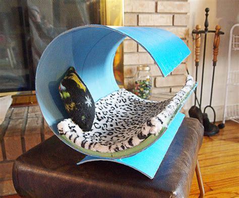 Diy Contemporary Feline Beds  Modern Cat Bed Budget