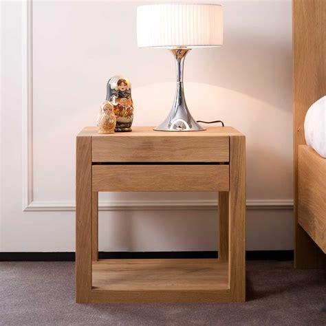 27617 bedroom side tables ethnicraft azur oak bedside table solid wood furniture