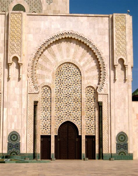 architecture islamic andalusian arabic modern homes andalusia google gate doors gates mediterranean moroccan