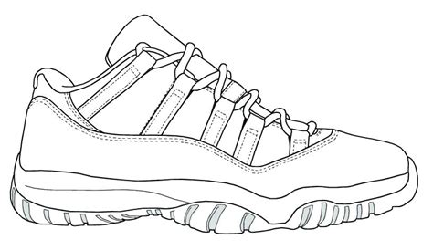 Coloring Jordans by Air 13 Coloring Pages