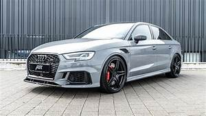 Abt Has Boosted The Audi Rs3 To 493bhp
