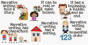 The Story of Writing - Narrative Writing
