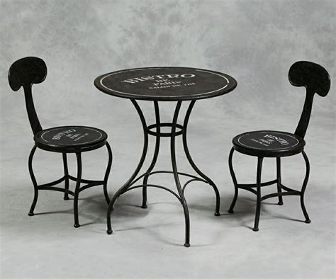 top cafe table and chair and bistro table and chair sets