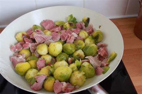 cuisiner les choux de bruxelles cuisiner en 5 é un repas du régime paléo expérience