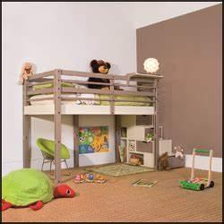 Lit En Hauteur Enfant : lit mezzanine pour enfant crit res de choix et prix ooreka ~ Preciouscoupons.com Idées de Décoration