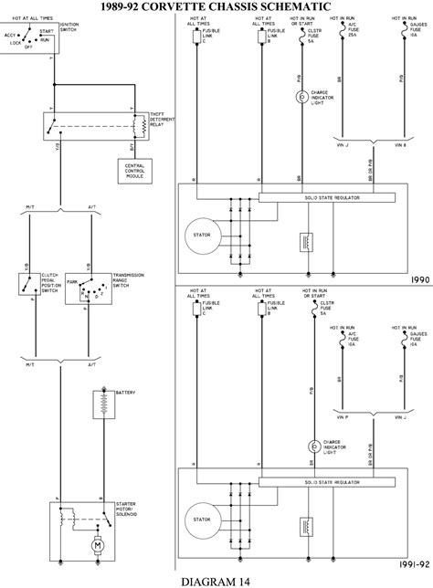 1995 Corvette Wiring Diagram by Repair Guides