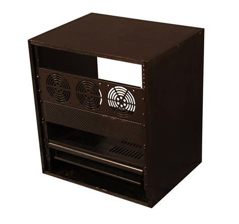 gator cases gr studio  studio pro audio steel rack cabinet  deep   ebay