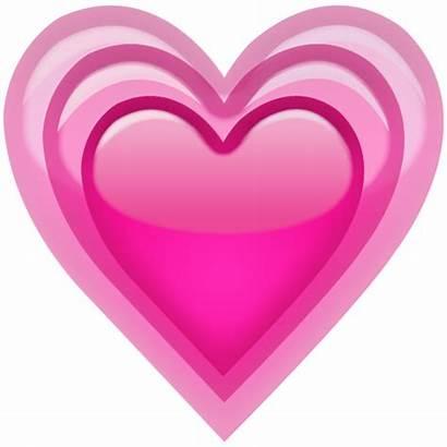 Emoji Heart Growing Icon