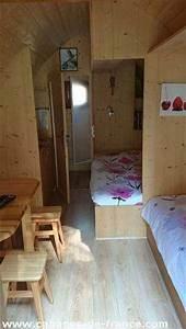 Lit Cabane Au Sol : cabane foresti re le danica cabane au sol lodge en ~ Premium-room.com Idées de Décoration