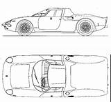 Ferrari Coloring Italia Pages Template sketch template