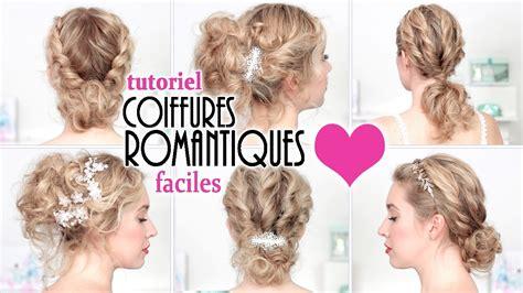 coiffure mariage invitée cheveux mi tuto coiffures express de f 234 tes r 233 veillon jour de l an tuto