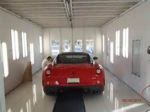 Paint and Auto Body Repair Shop