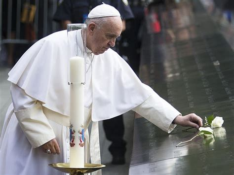 Image result for picture of pope francis praying the rosary