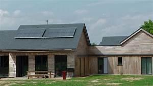 Maison Bioclimatique Passive : maison passive en bois et chambres d 39 h tes pr s d 39 angers maine et loire 49 l co g te ~ Melissatoandfro.com Idées de Décoration