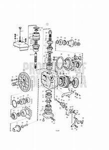 Volvo Penta Exploded View    Schematic Reverse Gear Ms4a