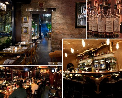 Best Bars For Scotch In New York City