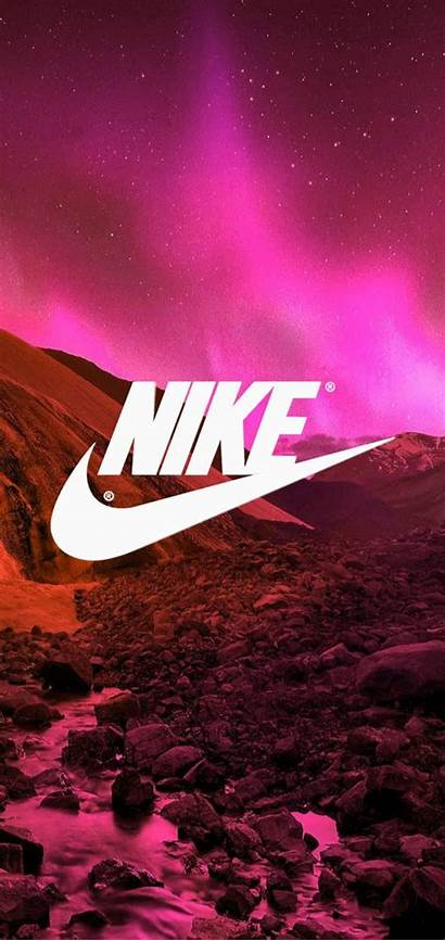 Nike Background Wallpapers Space Iphone Backgrounds Outer