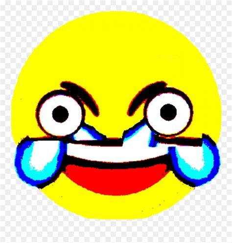 png  open eye crying laughing emoji png