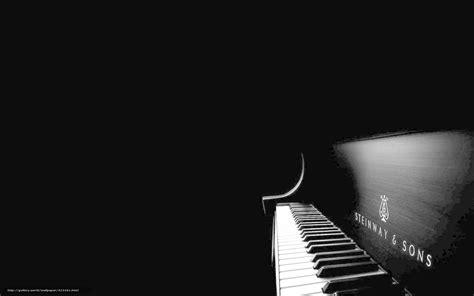 Tlcharger Fond D'ecran Piano, Noir Et Blanc, Cls Fonds D