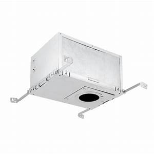 Bazz recessed lighting insulation box