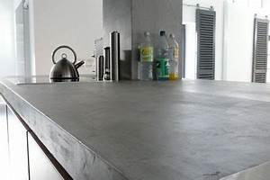 Arbeitsplatte Beton Cire : 1000 ideas about arbeitsplatte betonoptik on pinterest fliesen in betonoptik beton estrich ~ Michelbontemps.com Haus und Dekorationen