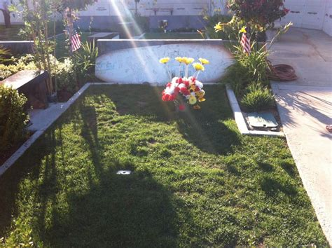 This Is Where Junior Seau Is Buried. One Of The Greatest