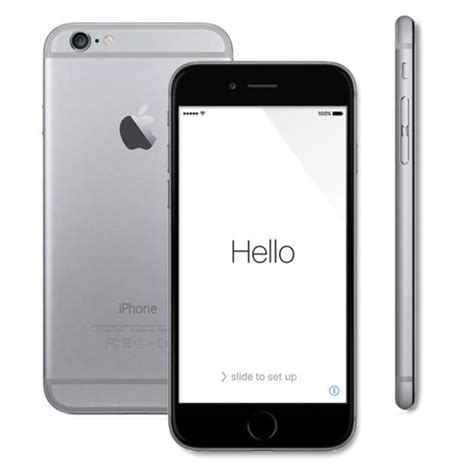 iphone 6 reconditionné apple iphone 6 16 go reconditionn 195 169 195 neuf grade a gris