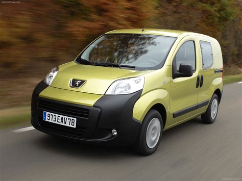 peugeot bipper peugeot bipper tepee photos photogallery with 16 pics