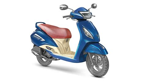 Review Tvs Classic by Tvs Jupiter Grande Launched At Rs 55 936 Autodevot
