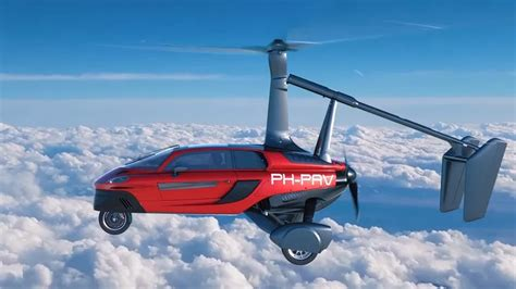 auto volante you can now buy the world s fully functional flying car