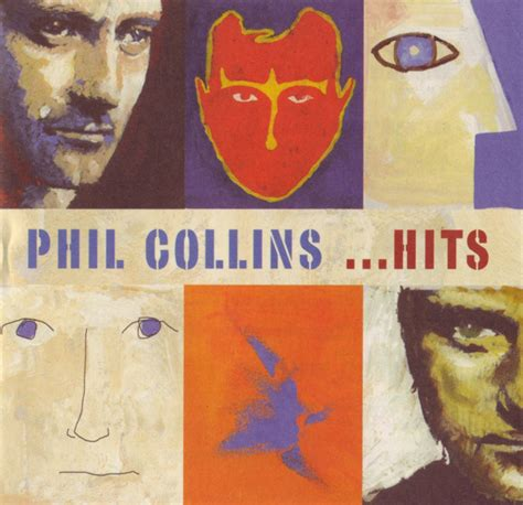 Phil Collins - ...Hits (CD) | Discogs