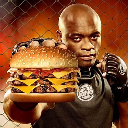 Burger Silva Anderson King Mma Ufc Fight