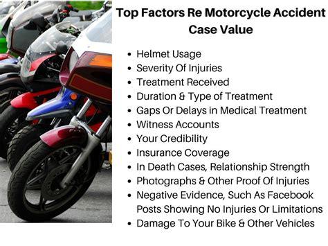 Florida Motorcycle Accident Settlement Amounts