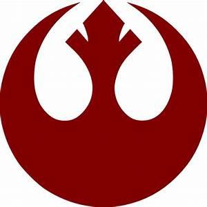 Star Wars Rebellion Vinyl Decal Sticker