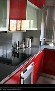 Plan De Travail Cuisine Granit : comment choisir et poser un plan de travail de cuisine ~ Dallasstarsshop.com Idées de Décoration
