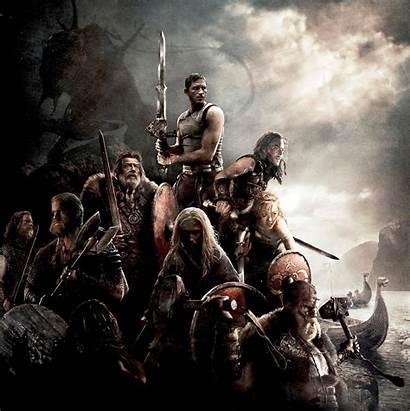 Viking Vikings Wallpapers Season Wallpapersafari Movies Elegant